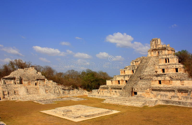 Pyramide principale photographie stock libre de droits