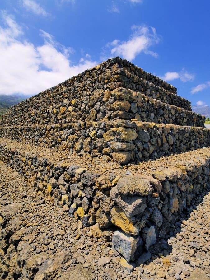 Pyramide, Tenerife fotos de archivo libres de regalías