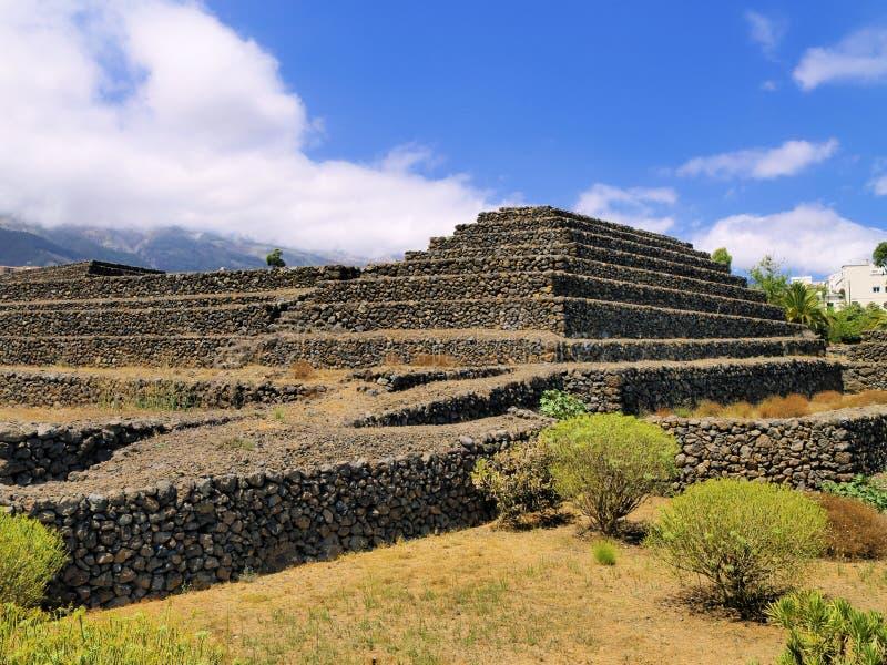Pyramide, Tenerife fotos de archivo