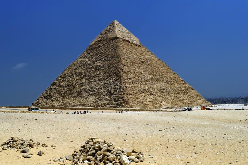 Pyramider arkivbild