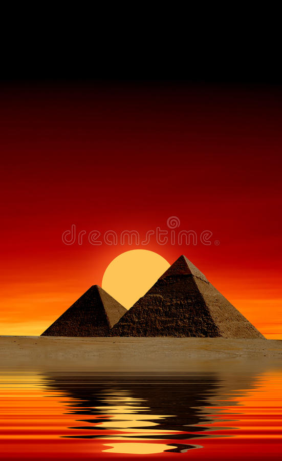 pyramides égyptiennes