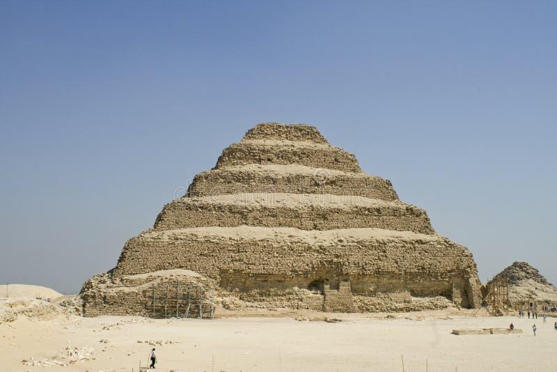 pyramidmoment arkivfoton
