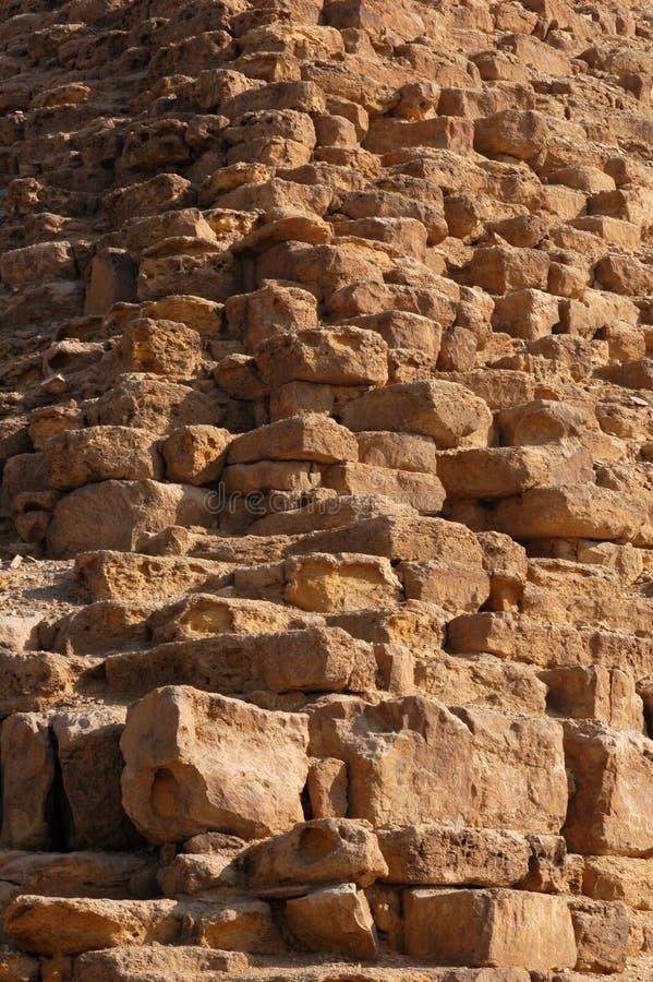pyramidred royaltyfria foton