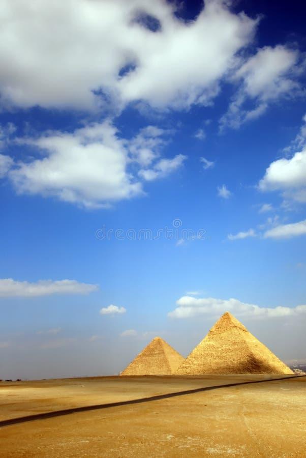 Free Pyramids Royalty Free Stock Photo - 4970145