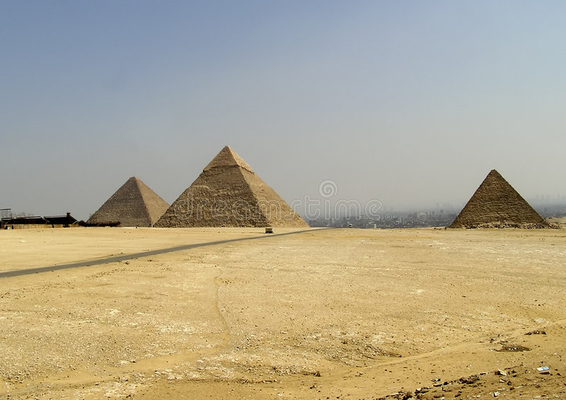 Download Pyramids stock photo. Image of historical, menkaure, resistant - 99700