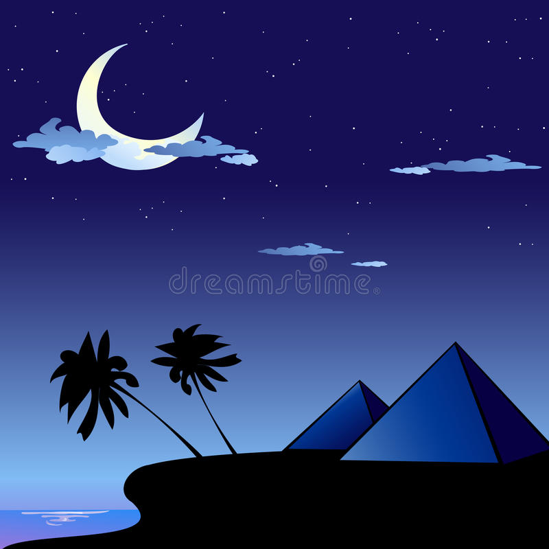 Download Pyramids In Egypt Royalty Free Stock Image - Image: 9692946