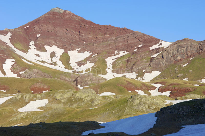 Download Pyrenees stock image. Image of crag, colorfull, cliff - 10918027