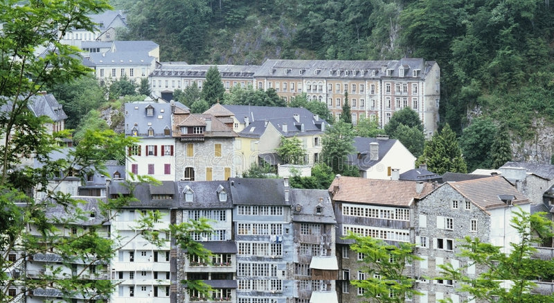 Download Pyrenees stock image. Image of pyrenees, history, village - 3818735