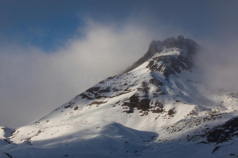 Download Pyrenees In The Portalet Stock Photo - Image: 23208800