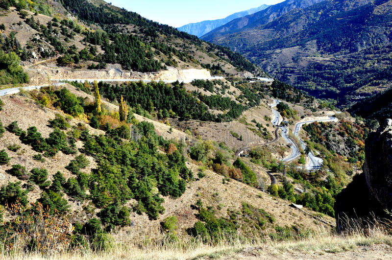 Download Pyrenees, Spain stock image. Image of bends, pyrenees - 11691363