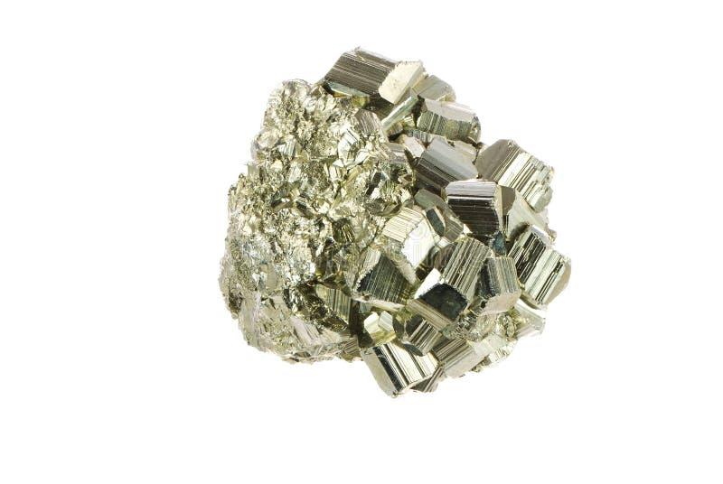 Pyrite Stock Photo