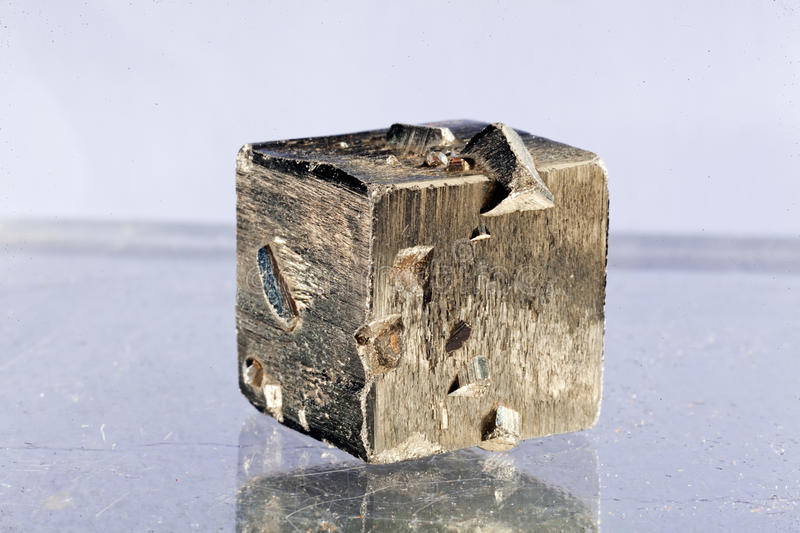 Pyrites royalty free stock photography