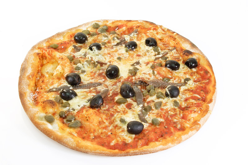 pyszna pizza fotografia royalty free