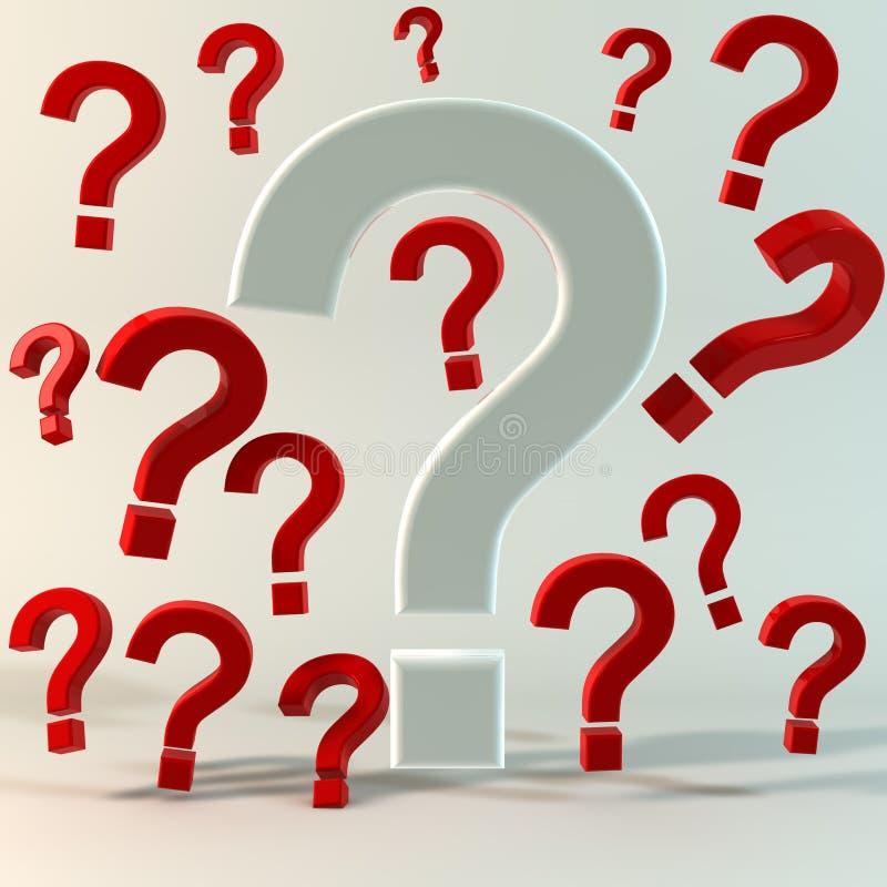 pytania. obraz royalty free