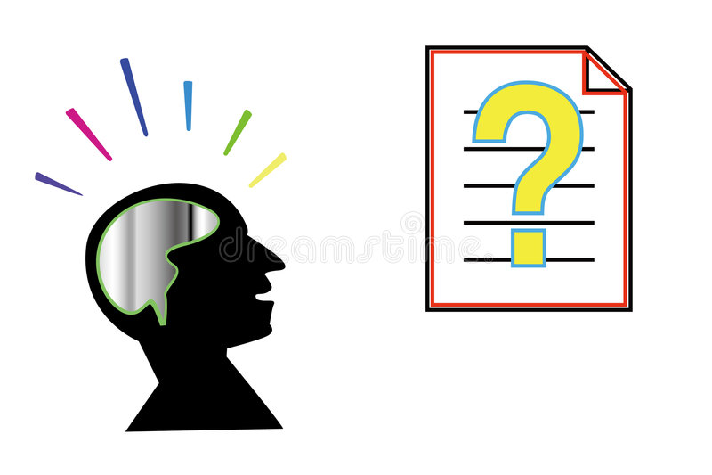 pytanie ilustracji