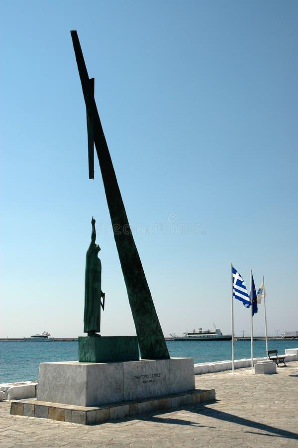 Pythagorion, Samos lizenzfreies stockbild