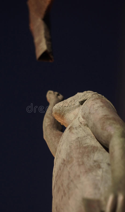 Pythagorion, Samos immagine stock