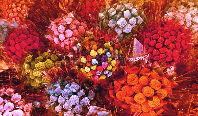 Flower Festival royalty free stock photography