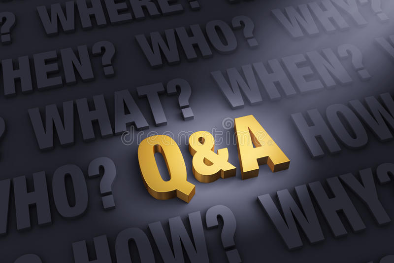 Q und Fragen vektor abbildung