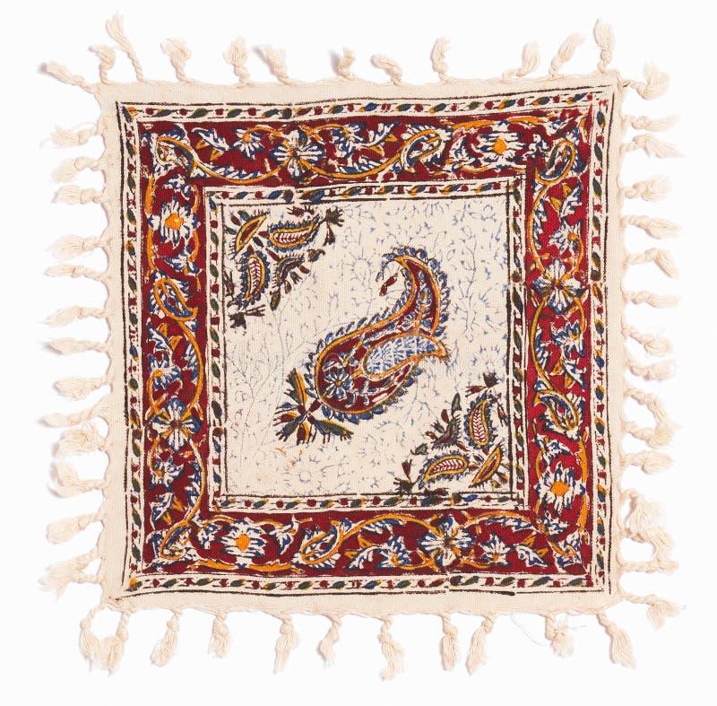 Download Qalamkar - Printed Calico, Persian Handicraft. Stock Image - Image: 12467121