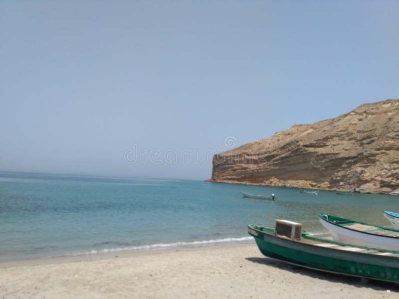 Qantab plaża zdjęcie royalty free