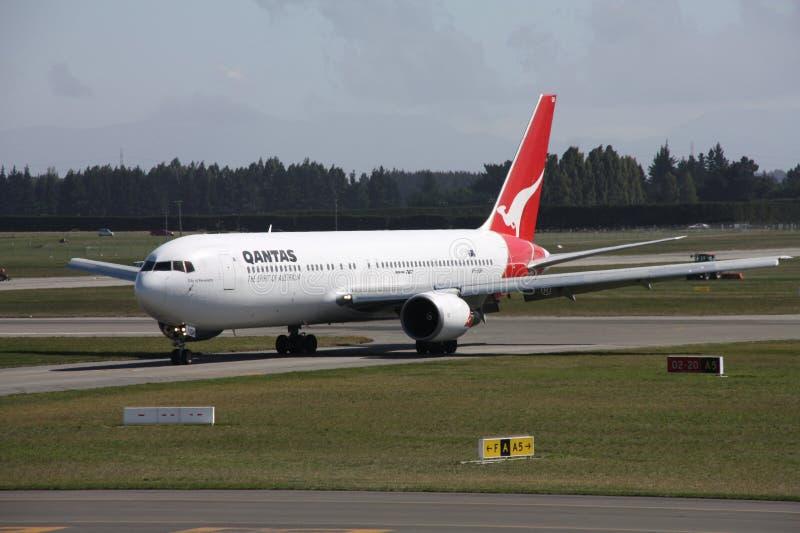 Download Qantas editorial stock photo. Image of christchurch, zealand - 14850943