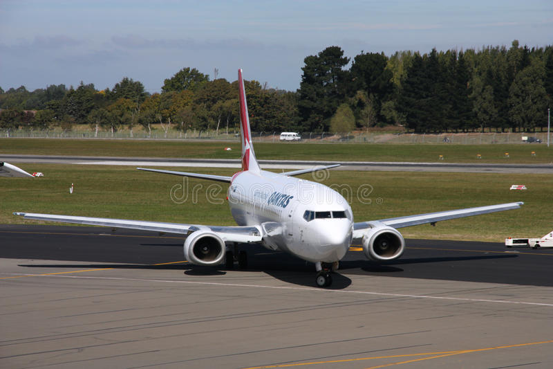 Qantas Editorial Image