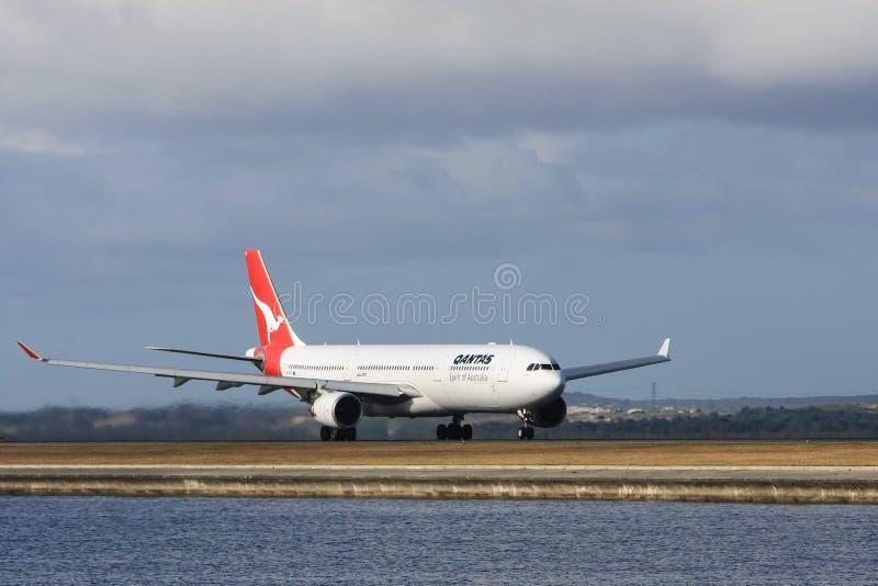 Download Qantas Airbus A330 Jet Airliner Editorial Photo - Image: 26926541