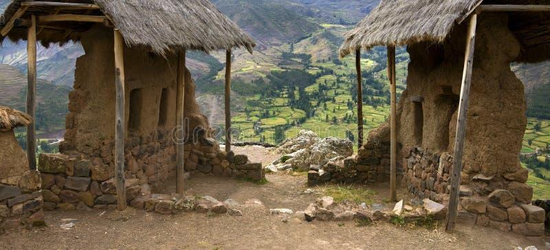 Qantus Raqay - valle sagrado de los incas - Perú imágenes de archivo libres de regalías