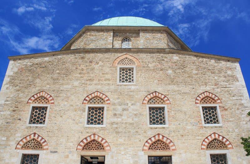 Qasim Pasha mosque stock photography