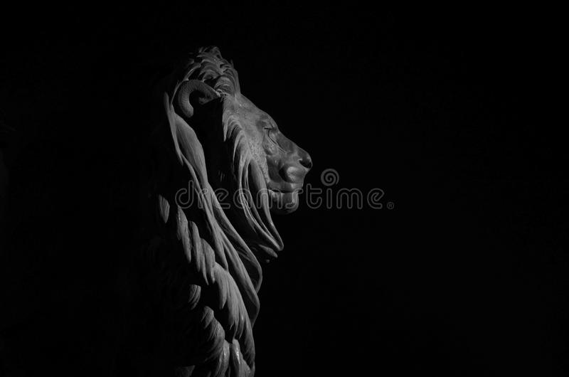 Download Qasr al Nil lion of Cairo stock photo. Image of arabesque - 20132960