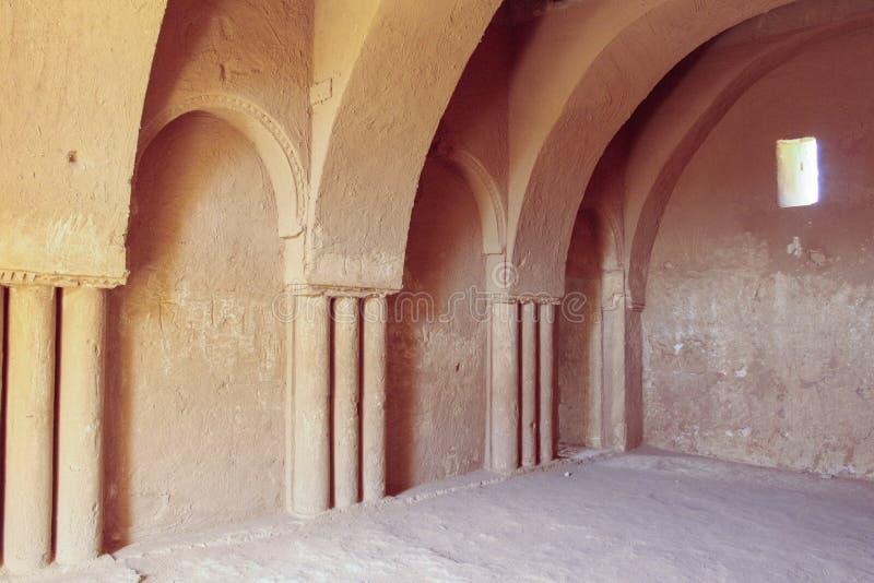 Qasr Kharana foto de archivo libre de regalías