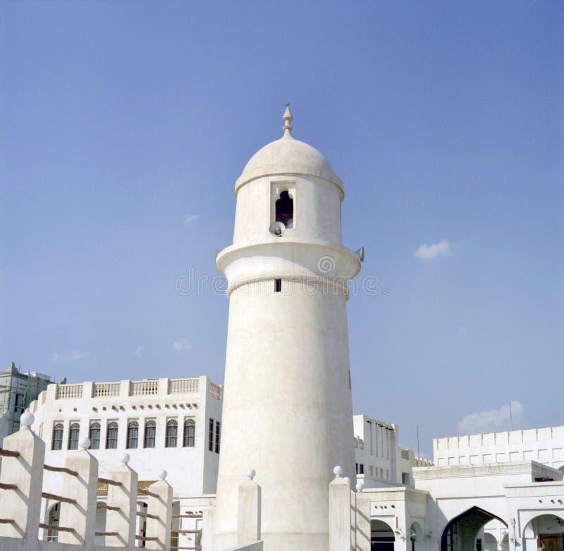 Download Qatar minaret stock image. Image of blue, islamic, belief - 19253103