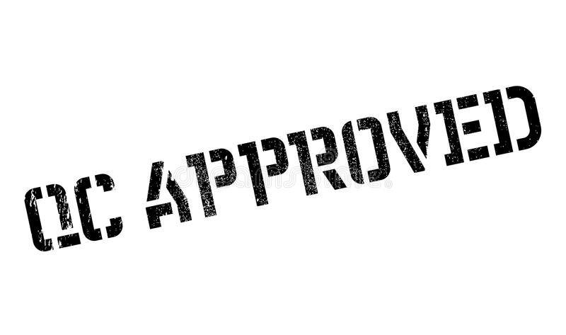 Qc批准的不加考虑表赞同的人 皇族释放例证