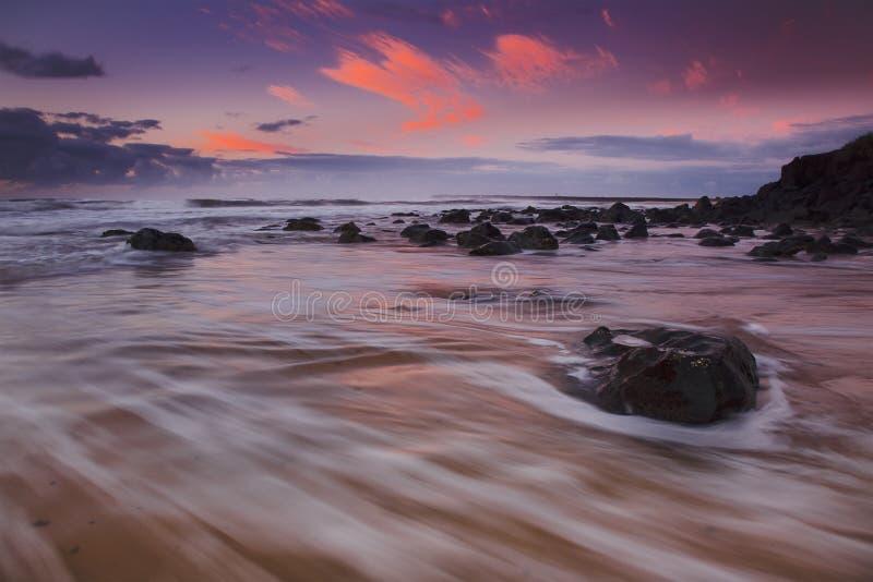 Download QE Ballina Sunrise stock photo. Image of sunrise, sand - 19688718