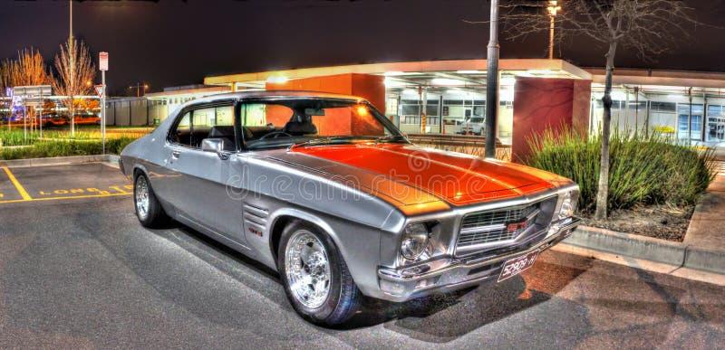 QG de Holden Kingswood foto de stock