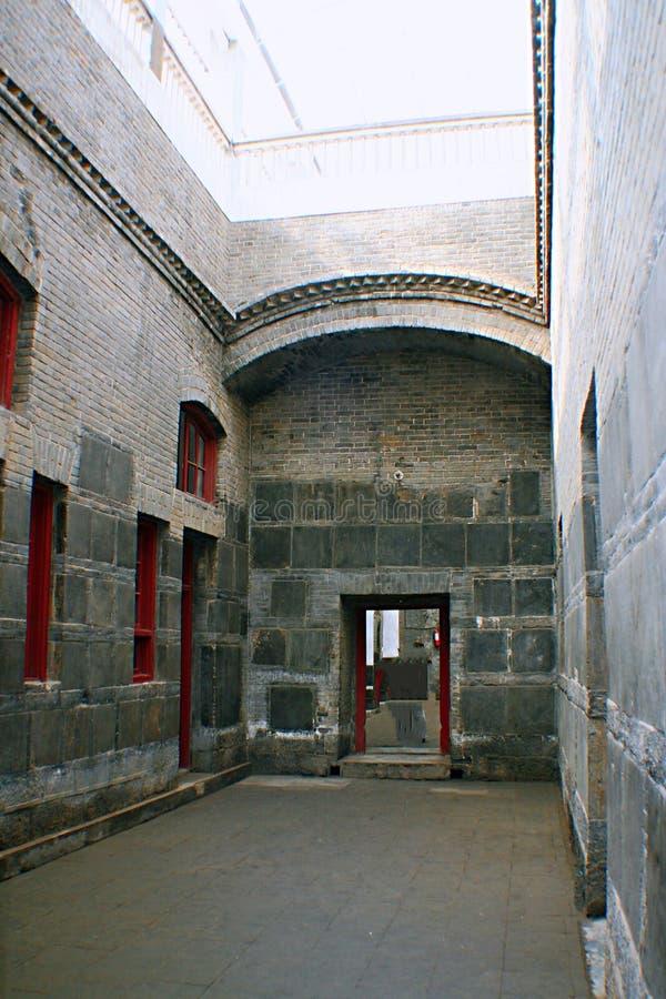 Qiantangzhizhai-Museum lizenzfreie stockbilder
