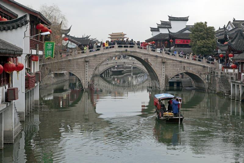 qibao Shanghai obrazy stock