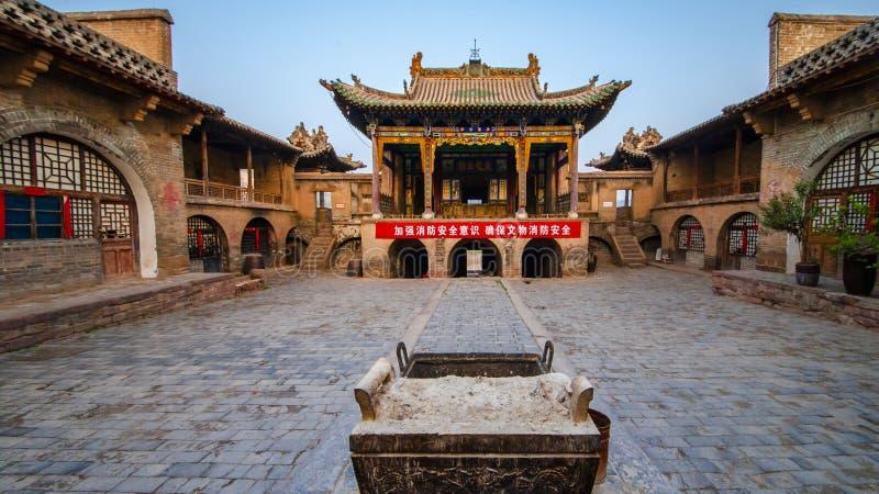 Qikou miasteczko lokalizuje obrazy stock