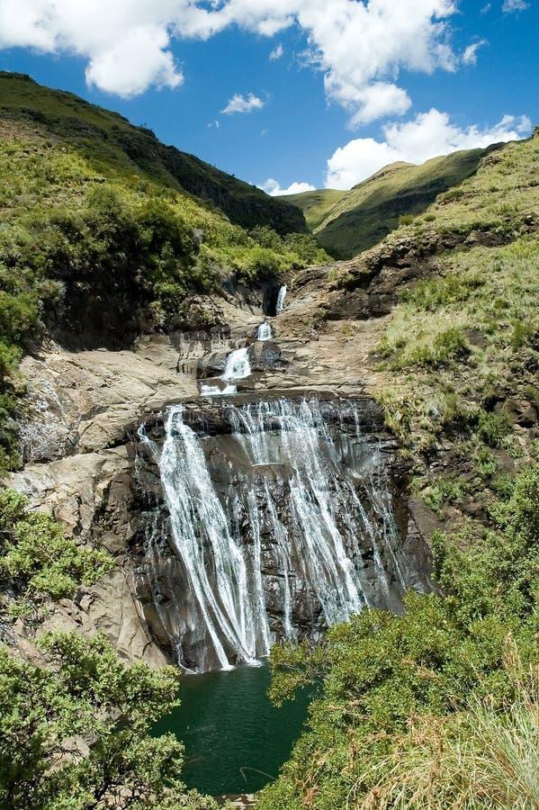 Free Qiloane Falls Royalty Free Stock Photo - 2009705
