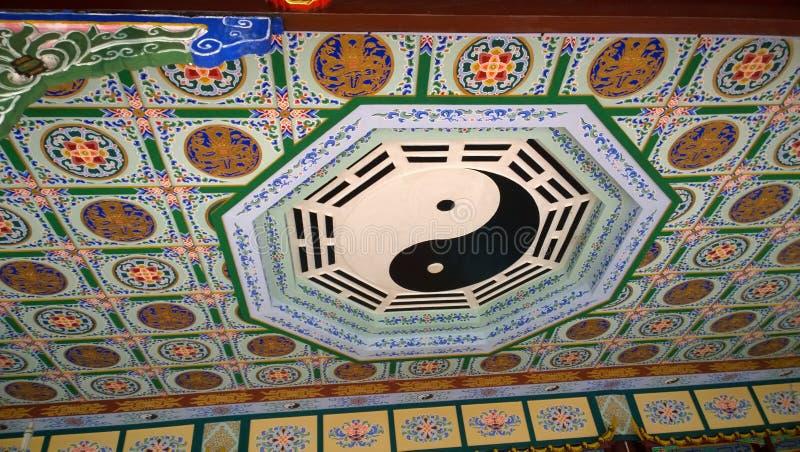 Qingcheng Mountain-Taoism stock photography