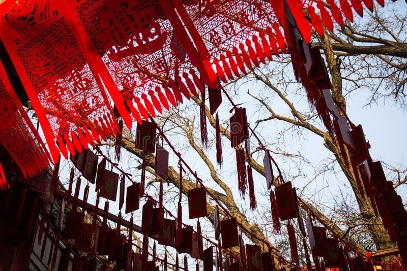 Qingdao świątynia obraz stock