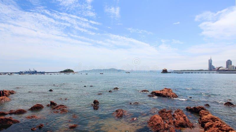 Download Qingdao obraz stock. Obraz złożonej z chiny, architektury - 41954525