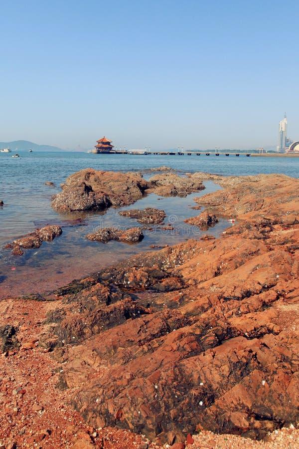 Download Qingdao obraz stock. Obraz złożonej z teleskop, budynek - 41954943
