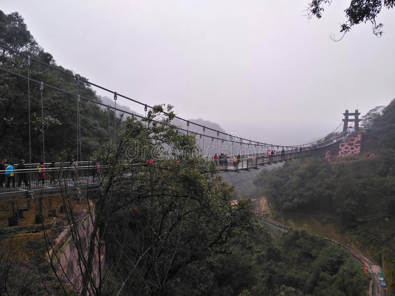 China Glass Bridge Stock Photos Download 1 135 Royalty