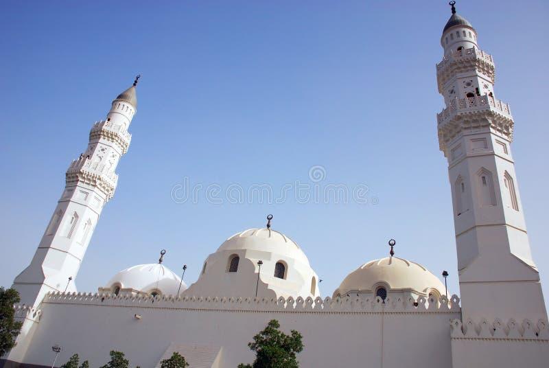 qoba мечети стоковые изображения rf