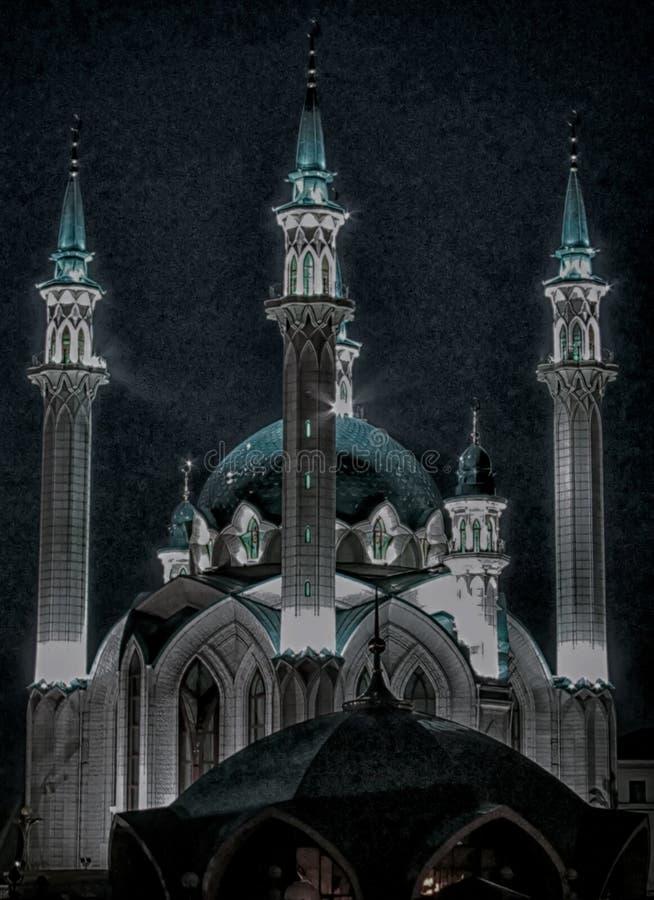 Qol Sharif lizenzfreie stockfotografie