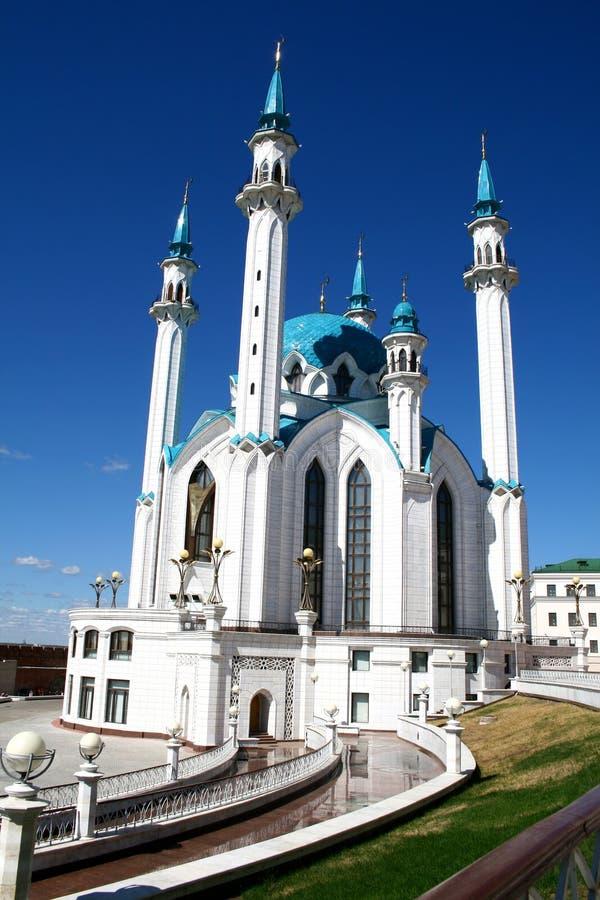 qolsharif мечети стоковые фотографии rf