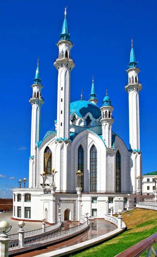 qolsharif мечети стоковое изображение
