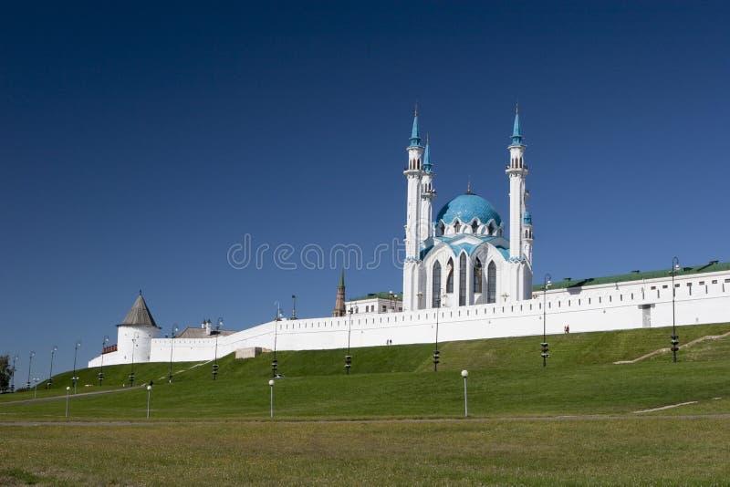 qolsharif мечети kazan стоковые изображения rf